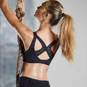 Victoria Sport Black Angel Max Sports Bra